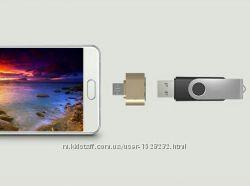 USB адаптер для флешки, телефона