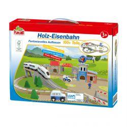 Деревянная железная дорога Play Tive Германия