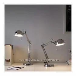 лампа рабочая ФОРСО. ИКЕА