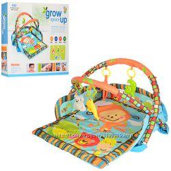 Детские развивающие коврики для младенцев