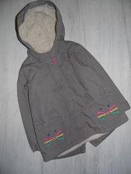 Куртка парка Next 4-5 лет