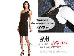 a4bf7c796d8 Распродажа H M черное асимметричное платье р M 10 44-46 оригинал выпускной