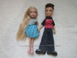 Куклы братц мальчик и девочка