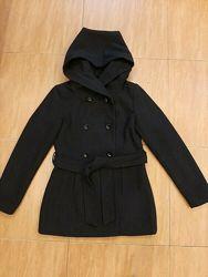 Пальто пиджак куртка amisu шерстяное демисезонное кашемировое