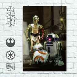 Плакаты StarWars, Звёздные войны, Дарт Вейдер
