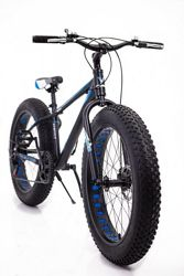 Велосипед Фетбайк S800 HAMMER EXTRIME 24, 26 дюймов. Алюминиевая рама 14,17