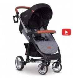 Дитяча прогулянкова коляска EasyGo Virage Ecco 2019