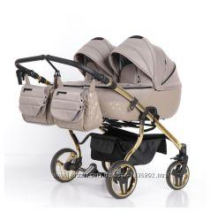 Детская коляска для двойни Tako laret imperial duo 04