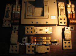 Силовые контакты к автоматическому выключателю D-max1600  ВА57-43-1600-3