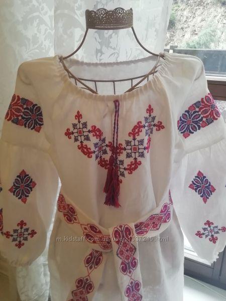 Сукня вишиванка. Платье вишиванка
