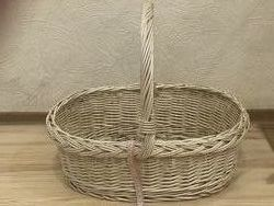 Продам плетенные корзинки бу