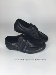 Кожаные туфли на мальчика в размерах 27-32