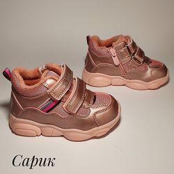 Демисезонные ботинки в размерах 22-26