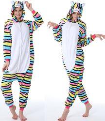 пижама Кигуруми Котик в наличии, быстрая доставка