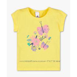 Качественные летние футболки для девочек, C&A