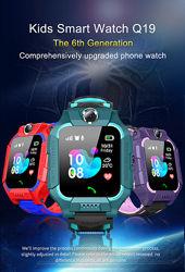 Cмарт часы,  умные часы детские с камерой и фонариком