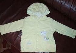 Двухсторонняя курточка BORNINO, детская, хб, Германия