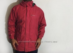 Мужская куртка Berghaus Бергхаус Хлрр идеал оригинал розовая