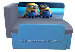 Мультик детский диван, диван, детская кровать