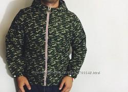Мужская куртка moncler монклер Хлрр идеал оригинал хаки