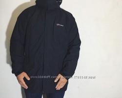 Мужская куртка с родным подкладом Berghaus Бергхаус ХХЛрр идеал оригинал