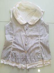 Кофта блуза Bottega оригинал Италия коттон Новая коллекция Будьте стильными