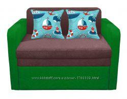 Детский диван Трекер Арт,  детская софа, диван, детская кровать, тахта