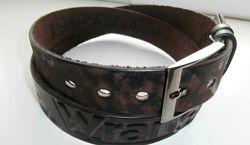 Кожаный ремень бренд Wrangler Cobra Magnet