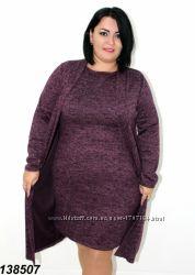 Женская одежда в р-рах 42-74, качество отличное Коллекция лето 2019