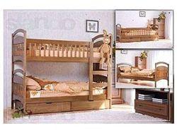 С ящиками  матрасы двухъярусная кровать. Акция.