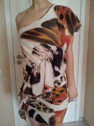 Платье Blumarine ОРИГИНАЛ шелк 100
