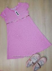 Платье George нарядное на 3-4 г, на рост 98-104см, большемерит