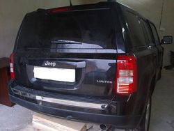 Розборка Jeep Patriot - Compass 2007- 2014г