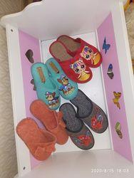 Детские комнатные тапочки Белста