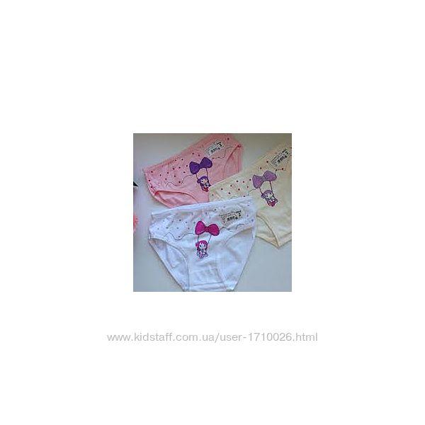Трусики детские для девочек ТМ Baykar р. 4 134-140 см в аcсортименте