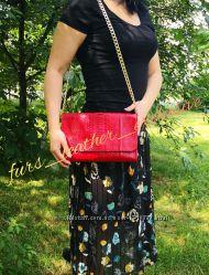 269da91225e7 Очень красивая сумочка-клатч из премиум кожи питона, 3200 грн ...