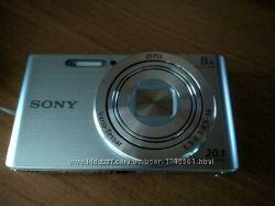 Фотоаппарат Sony Cyber-shot DSC-W830 Silver