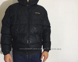 Мужская зимняя куртка Adidas Адидас Лрр оригинал черная