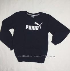 Детский свитшот puma Пума Срр идеал оригинал черный