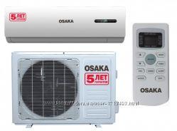 Кондиционер воздуха Osaka- 5 лет гарантии