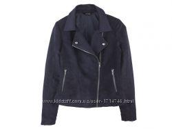 Куртка косуха замшева коротка casual esmara