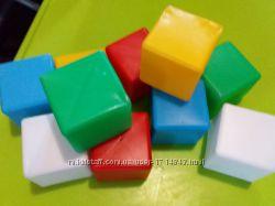 Кубики большие