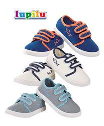 Кеды детские Lupilu с липучками кроссовки сникеры сникерсы летняя обувь