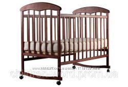Детские кроватки в ассортименте от 0 до 3 лет