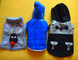 Фирменная одежда, одяг для собаки, собачки Disney, H&M