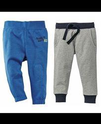 Lupilu спортивные штаны утеплённые 62-68, 74-80, 86-92,110-116