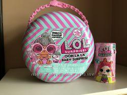 Кукла Лол OOH LA LA Baby Surprise LOL Оригинал
