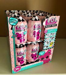 Лол L. O. L. - surprise Fuzzy Pets 5 серия Пушистый питомец ЛОЛ 557111