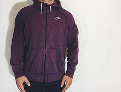 Мужское худи Nike Найк ХЛрр оригинал фиолетовое