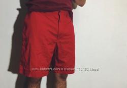 Мужские шорты Polo Golf Поло идеал оригинал красные 40рр